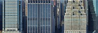 New York City Skyscrapers 2011 (close-up) by Panoramic Images - various sizes
