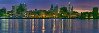 River Delaware, Philadelphia, Pennsylvania, by Panoramic Images - various sizes