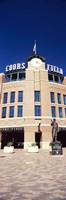 Facade of a baseball stadium, Coors Field, Denver, Denver County, Colorado, USA Fine Art Print