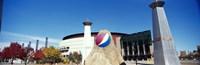 Pepsi Center, Denver, Denver County, Colorado Fine Art Print