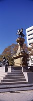 Kit Carson Statue, Pioneer Monument, Denver, Colorado, USA by Panoramic Images - various sizes