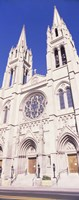 """Facade of Cathedral Basilica of the Immaculate Conception, Denver, Colorado, USA by Panoramic Images - 12"""" x 36"""""""