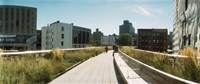 """Pathway, Chelsea, Manhattan, New York City, New York State, USA by Panoramic Images - 36"""" x 12"""""""