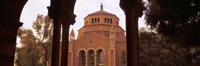 """Powell Library at an university campus, University of California, Los Angeles, California, USA by Panoramic Images - 36"""" x 12"""""""