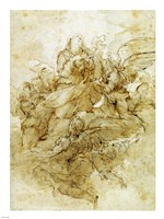 The Assumption of the Virgin Fine Art Print