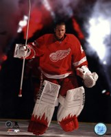 Jimmy Howard 2013-14 Action Fine Art Print