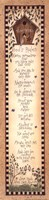 """God's Rules by Linda Spivey - 5"""" x 20"""" - $9.99"""