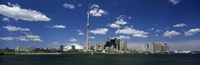 """Canada, Ontario,Toronto by Panoramic Images - 27"""" x 9"""" - $28.99"""