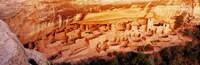 Ruins, Cliff Palace, Mesa Verde, Colorado, USA Fine Art Print