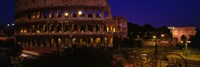 "Italy, Rome, Colosseum by Panoramic Images - 27"" x 9"", FulcrumGallery.com brand"