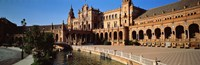 Plaza Espana Seville Spain