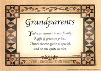 Grandparents Fine Art Print