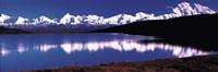 Mt. McKinley & Wonder Lake Denali National Park AK USA Fine Art Print