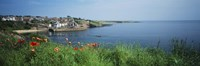 "Town at the waterfront, Crail, Fife, Scotland by Panoramic Images - 27"" x 9"" - $28.99"