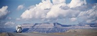 "Interstate 70, Green River, Utah by Panoramic Images - 27"" x 9"""
