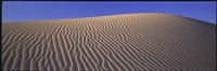 "Sand Dunes Death Valley National Park CA USA by Panoramic Images - 27"" x 9"""