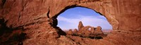 "Arches National Park, Utah by Panoramic Images - 27"" x 9"""