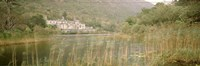 "Kylemore Abbey County Galway Ireland by Panoramic Images - 27"" x 9"""