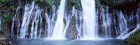 "McArthur-Burney Falls Memorial State Park, California by Panoramic Images - 27"" x 9"""
