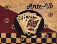 """Ante Up by Linda Spivey - 14"""" x 11"""""""