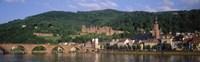 Germany Heidelberg Neckar River