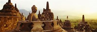 Indonesia, Java, Borobudur Temple Fine Art Print