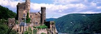 Rhinestone Castle Germany Fine Art Print