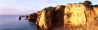Portugal Algarve Region Coastline