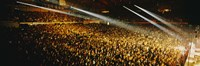 Rock Concert Interior Chicago IL USA