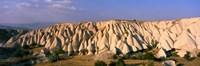 Pinnacles Goreme Valley Cappadocia Turkey
