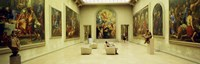 "Beaux Arts Museum Lyon France by Panoramic Images - 27"" x 9"""