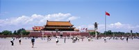 """Tiananmen Square Beijing China by Panoramic Images - 27"""" x 9"""" - $28.99"""