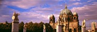 """Exterior view of the Berlin Dome, Berlin, Germany by Panoramic Images - 27"""" x 9"""""""