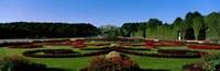 Schonbrun Gardens Vienna Austria