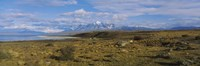"""Clouds over a landscape, Las Cumbres, Parque Nacional, Torres Del Paine National Park, Patagonia, Chile by Panoramic Images - 27"""" x 9"""", FulcrumGallery.com brand"""