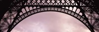 "Close Up Of Eiffel Tower, Paris, France by Panoramic Images - 27"" x 9"", FulcrumGallery.com brand"