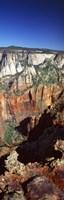 """9"""" x 27"""" Zion National Park"""
