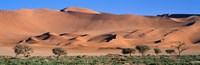 "Africa, Namibia, Namib Desert by Panoramic Images - 27"" x 9"""