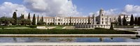 """Mosteiro Dos Jeronimos, Lisbon, Portugal by Panoramic Images - 27"""" x 9"""""""