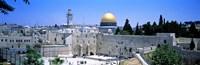 Jerusalem, Israel Framed Print