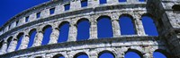 "Roman Amphitheater, Pula, Croatia by Panoramic Images - 27"" x 9"" - $28.99"