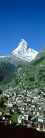 Zermatt, Switzerland (vertical) Fine Art Print