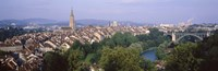 """Bern, Switzerland by Panoramic Images - 27"""" x 9"""""""