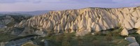 "Hills on a landscape, Cappadocia, Turkey by Panoramic Images - 27"" x 9"""