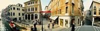 Venice Italy Street Scene