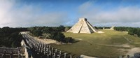 Pyramid Chichen Itza Mexico Fine Art Print