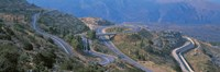 Highway Delphi Greece