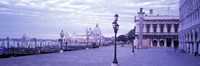 """View of Venice Italy by Panoramic Images - 27"""" x 9"""""""