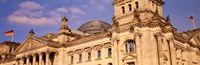 """Germany, Berlin, Reichstag, glass dome by Panoramic Images - 27"""" x 9"""", FulcrumGallery.com brand"""