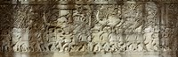 """Frieze, Angkor Wat, Cambodia by Panoramic Images - 27"""" x 9"""""""